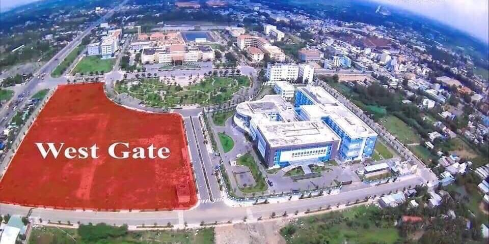 Tiện ích West Gate Bình Chánh - Vị trí dự án