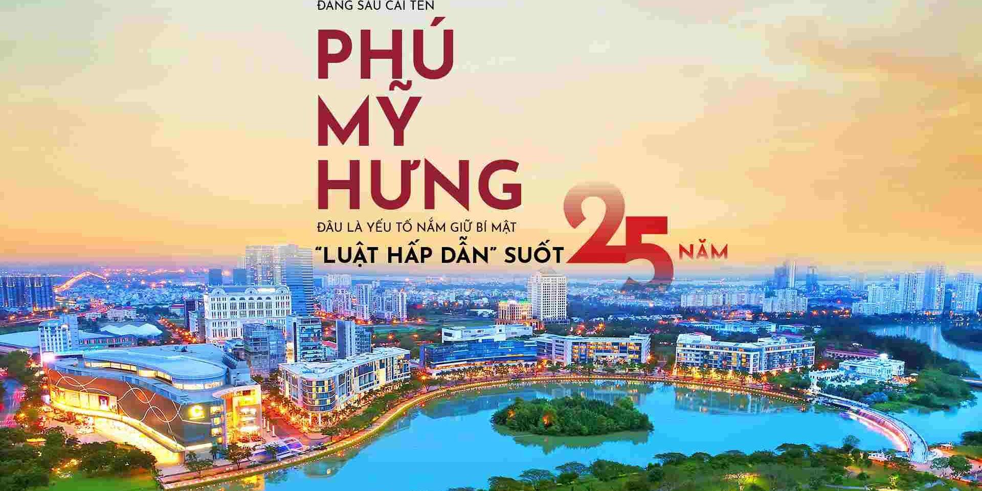 dự án Phú Hưng Khang Hoà Bình - của Phú Mỹ Hưng